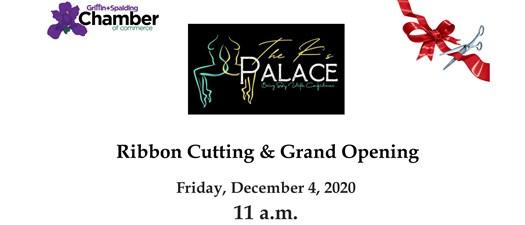 Ribbon Cutting - The K's Palace