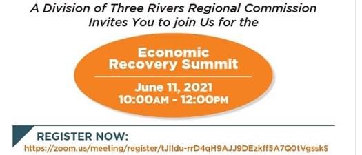 Three Rivers Work Source - Economic Recovery Summit