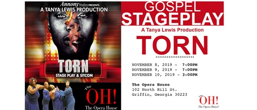 Gospel StagePlay Torn