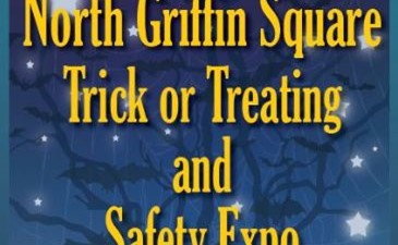 North Griffin Square Trick or Treating