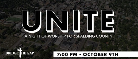 UNITE - A Night of Worship for Spalding County