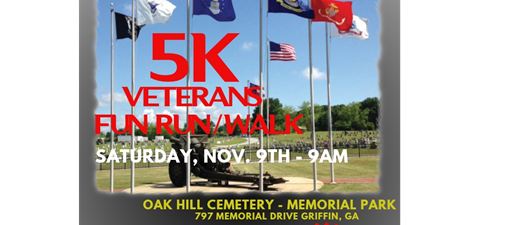 Veterans Fun Run/Walk