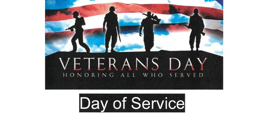 Veterans Day - Day of Service