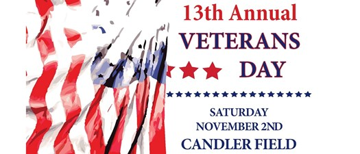 13th Annual Veterans Day