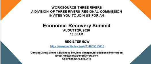 Economic Recovery Summit