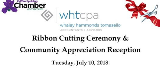 WHTCPA Ribbon Cutting
