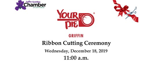 Ribbon Cutting - Your Pie