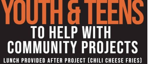 Youth & Teens Community Projects