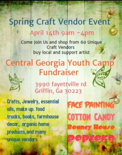 Spring Craft Vendor Event
