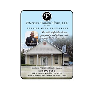 Peterson's Funeral Home, LLC