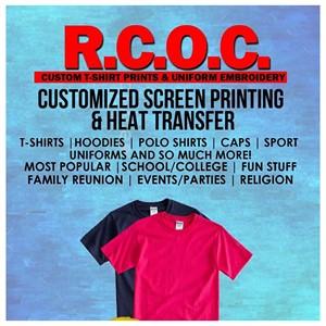 RCOC Custom Prints