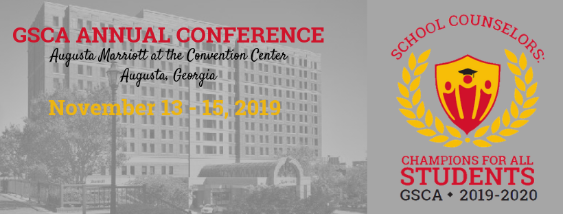 GSCA Annual Conference - Georgia School Counselor Association