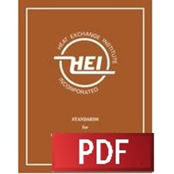 (HEI-2622) PDF - STANDARDS FOR CLOSED FEEDWATER HEATERS, 9TH EDITION - PDF
