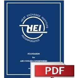 ADDENDUM 1 pdf 2nd EDITION - STANDARDS FOR AIR COOLED CONDENSERS, 2ND EDITION