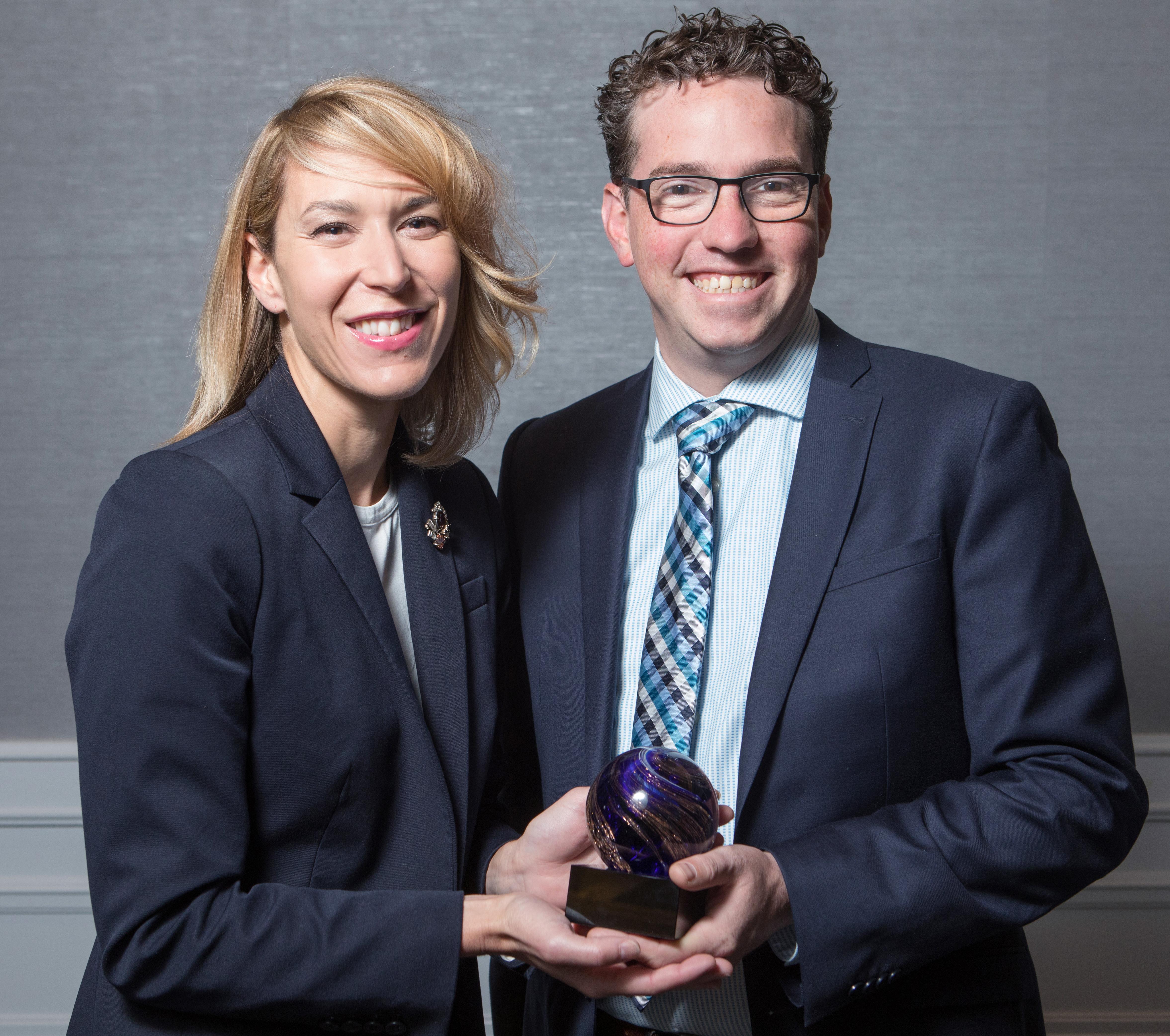 Neil McSheim, IAIABC NextGen Award Winner 2017
