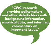 CWCI research provides policymakers and other stakeholders with background information, empirical data, and informed commentary on important issues.