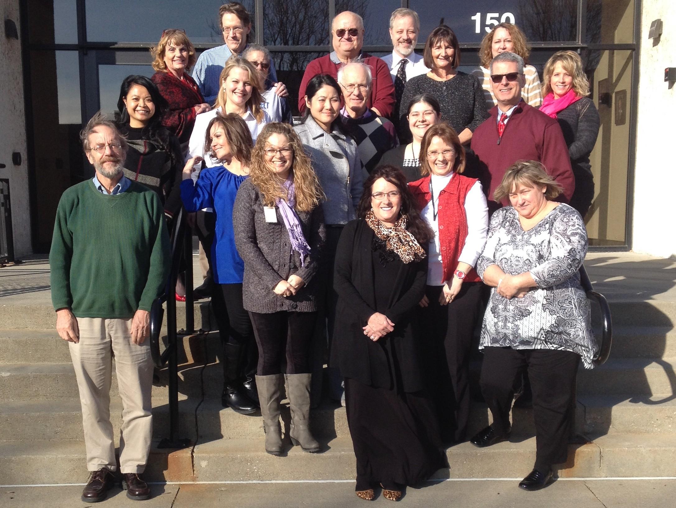 Iowa Workers' Compensation Division Staff