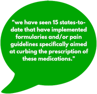 Implemented formularies quote