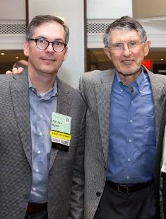 Matt Bryant and Greg Krohm