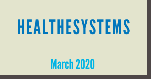 Healthesystems Member Spotlight