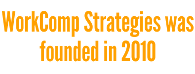 WorkComp Strategies founded in 2010