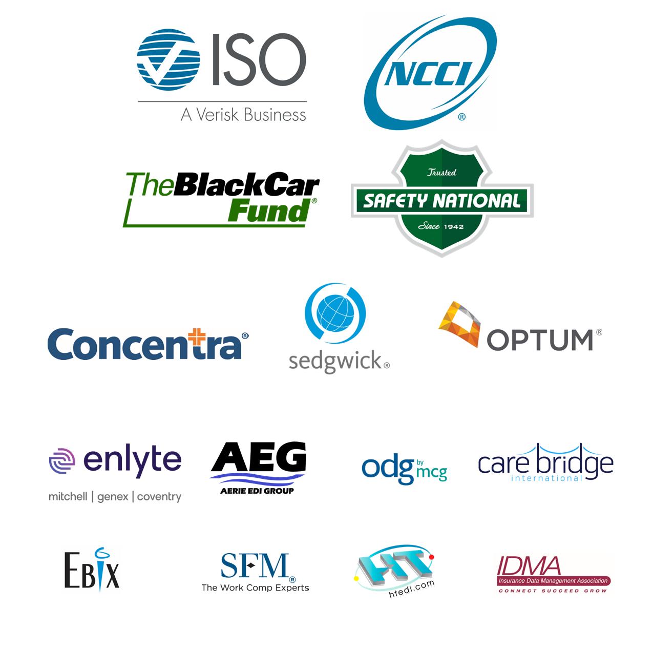 IAIABC Convention Sponsors