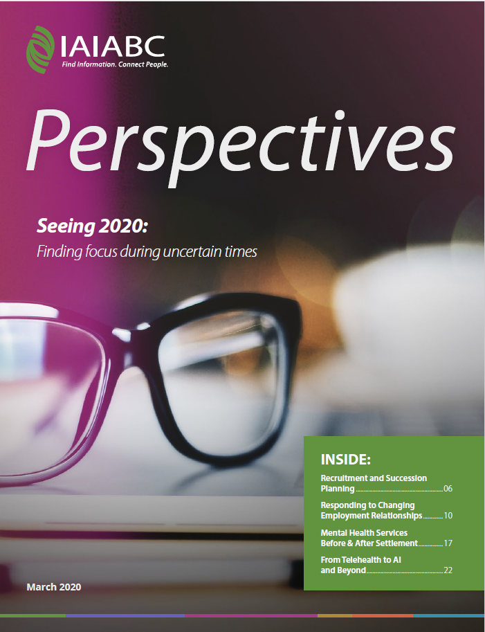March Perspectives 2020