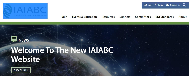 IAIABC Homepage Logo