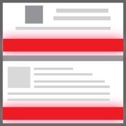 Newsletter Banner Ad (12 months)
