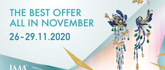 JMA Hong Kong International Jewelry Show 2020