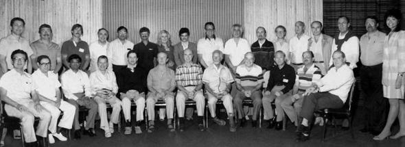 Founding Members 1983