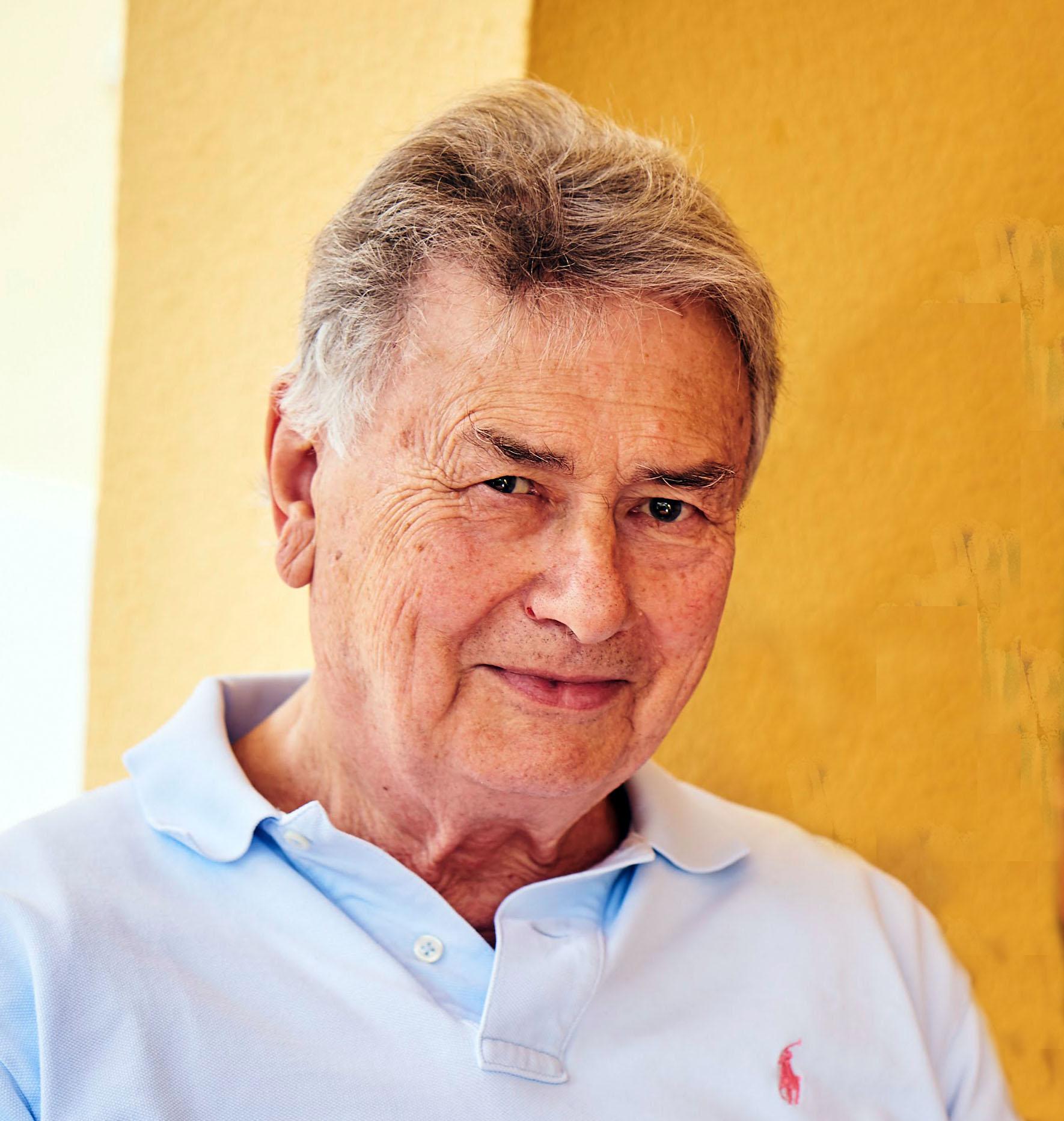 2020 Simmel Award Winner Alain Degenne