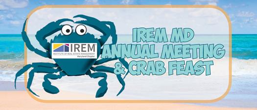 2021 Annual Meeting & Crab Feast at Centennial Park