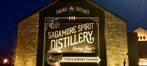 IREM Happy Hour and Tour at Sagamore Distillery
