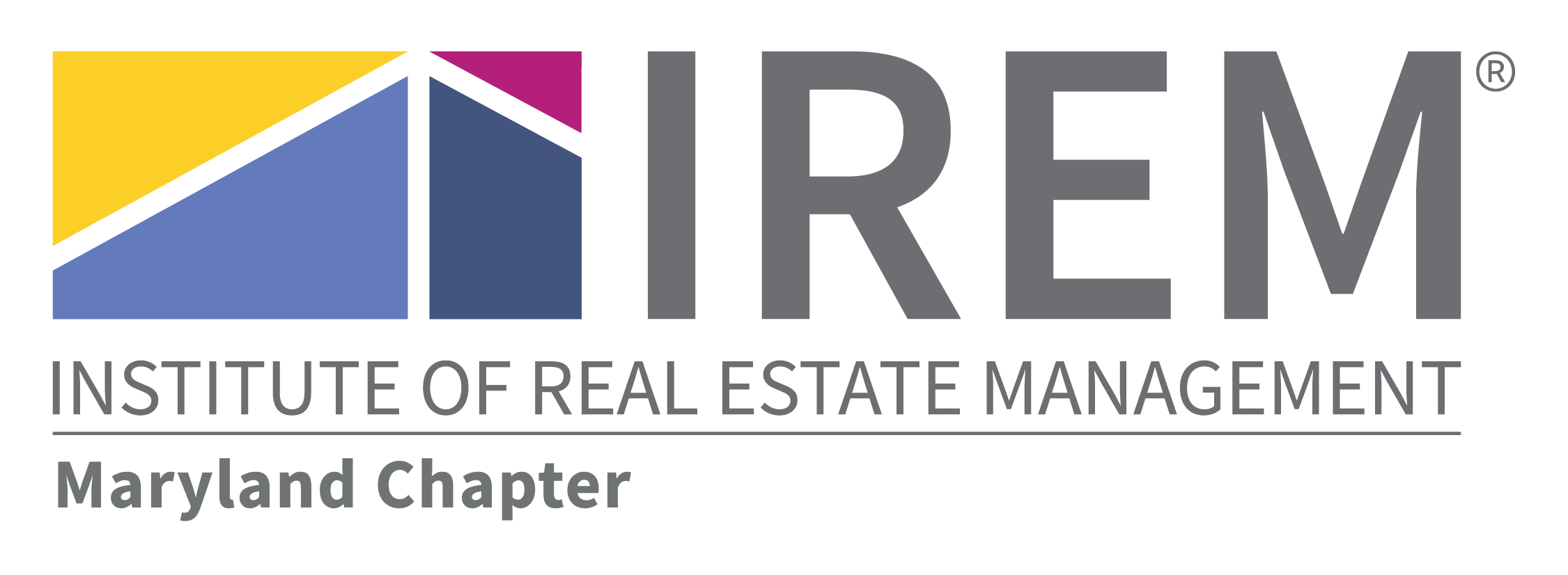IREM Maryland Chapter No. 16 Logo