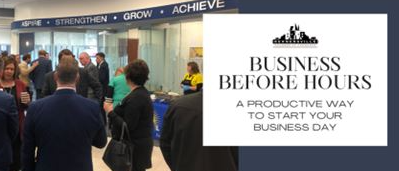 July Business Before Hours