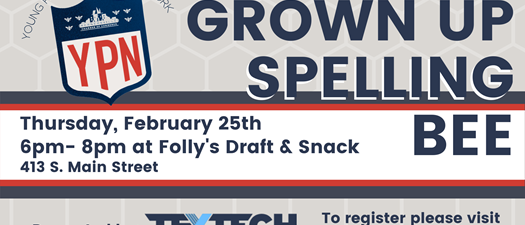 YPN and Tex Tech Presents Grownup Spelling Bee
