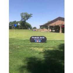 Golf - Chipping Green Sponsor