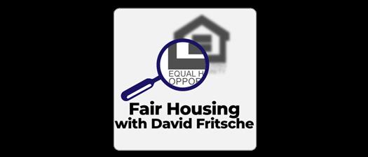 Fair Housing Seminar with David Fritsche