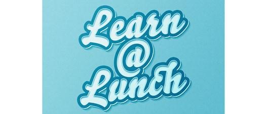 Learn@Lunch - Ben Stobniki w/ City Pool Inspectors