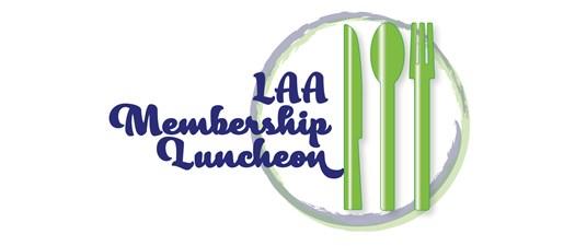 LAA Membership Luncheon June 24th