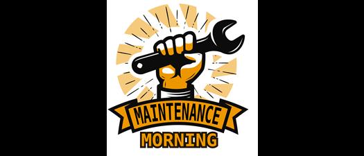 Maintenance Morning - Pool School