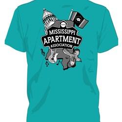 MAA Member T-shirt ( Sizes XXL-XXXL)