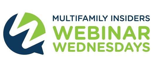 Multifamily Insiders Webinar Wednesdays: Avoid Employee Churn and Burn