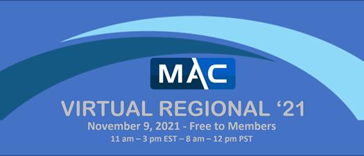Virtual Regional 21