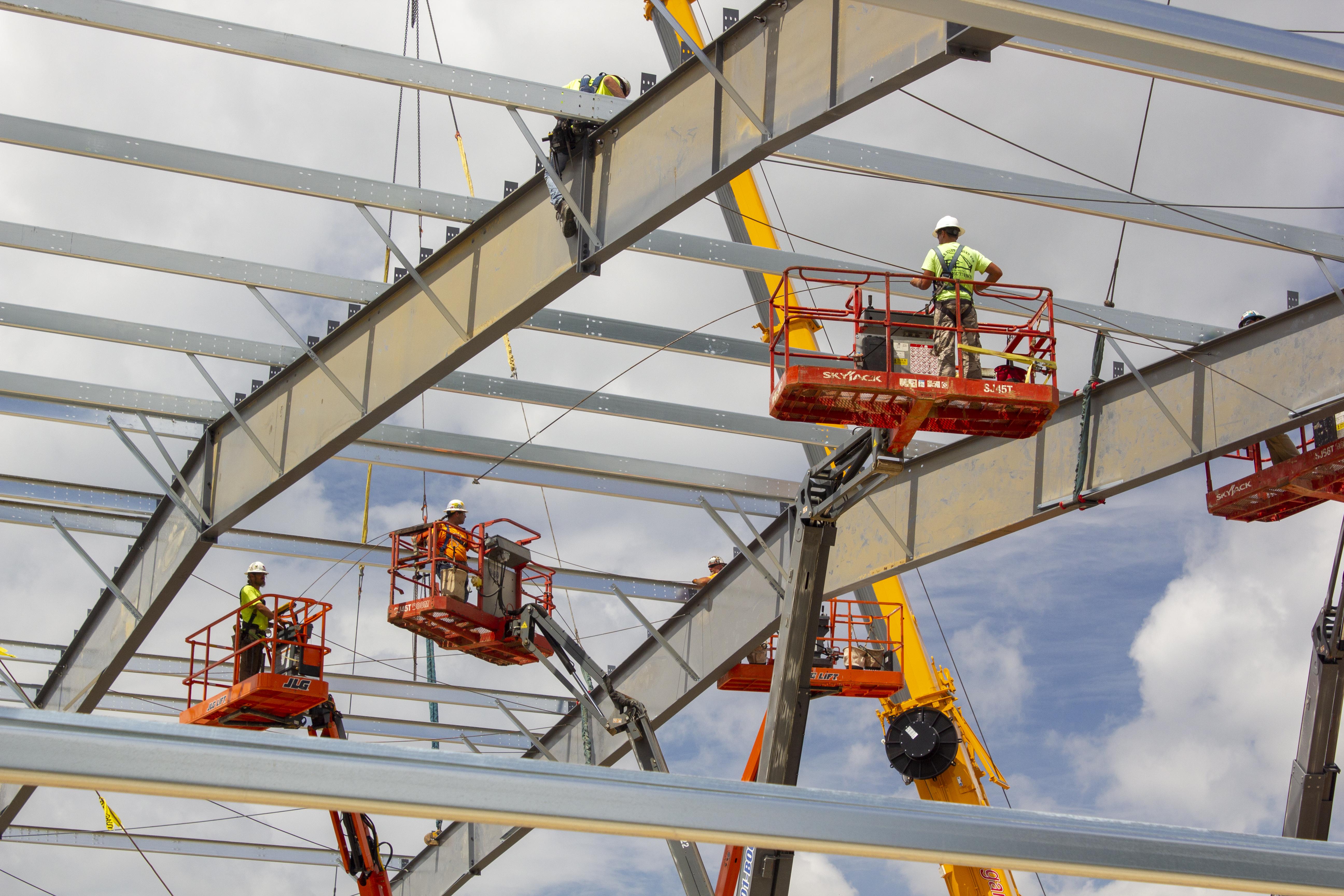 careers construction metal building