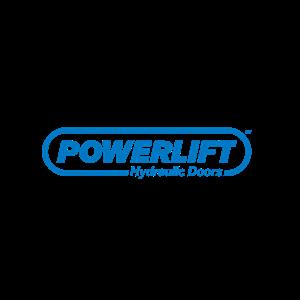 PowerLift Hydraulic Doors