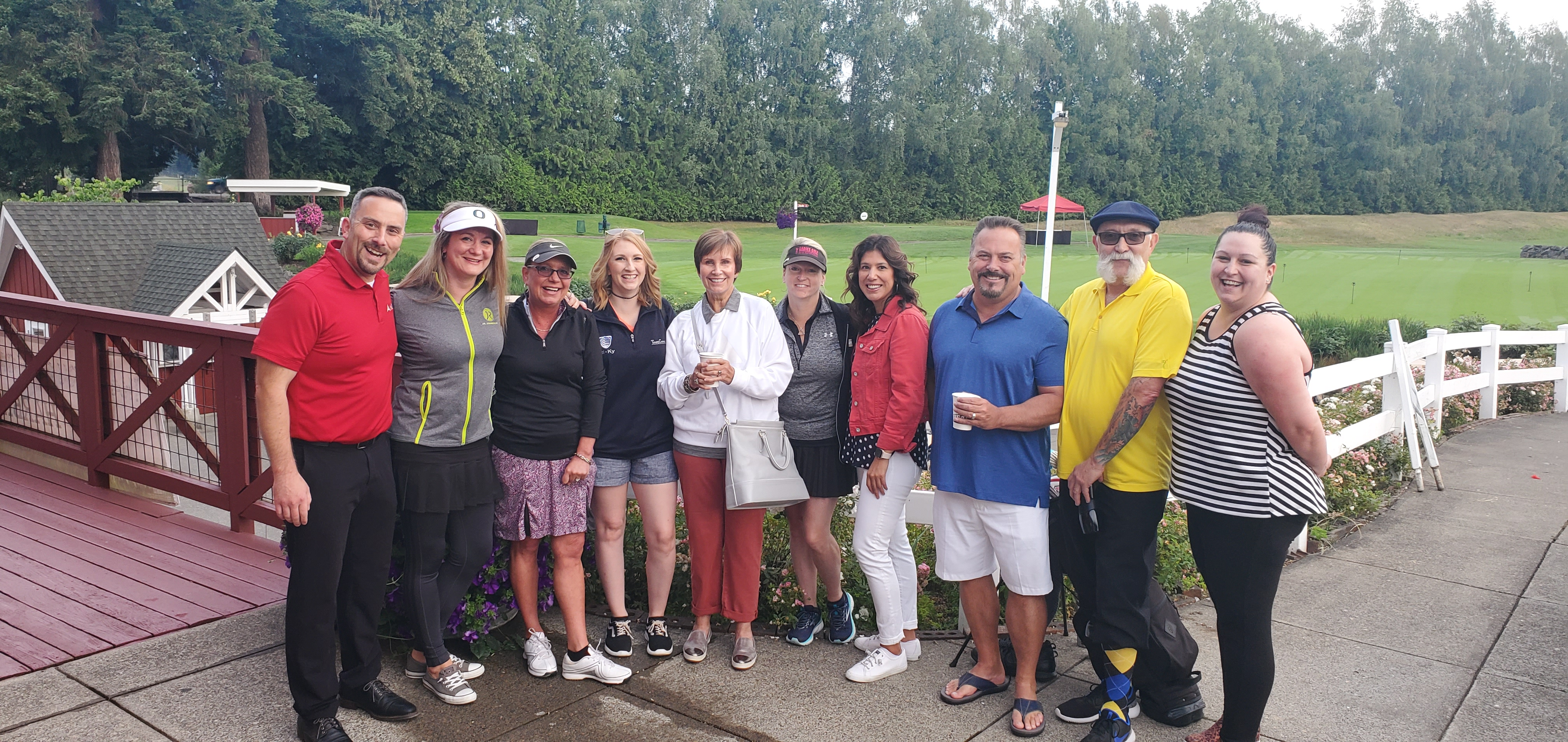 Pdx Charity Golf Tournament Multifamily Nw