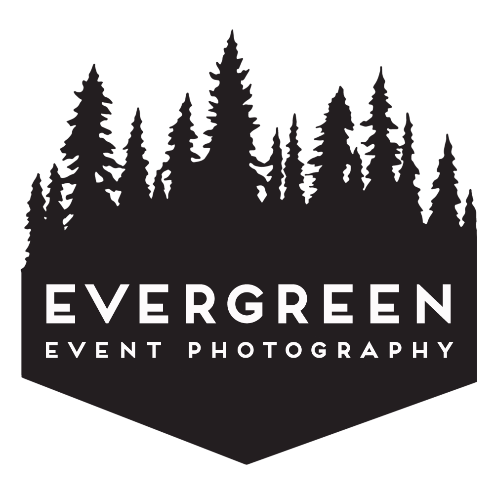 Evergreen Event Photography Logo