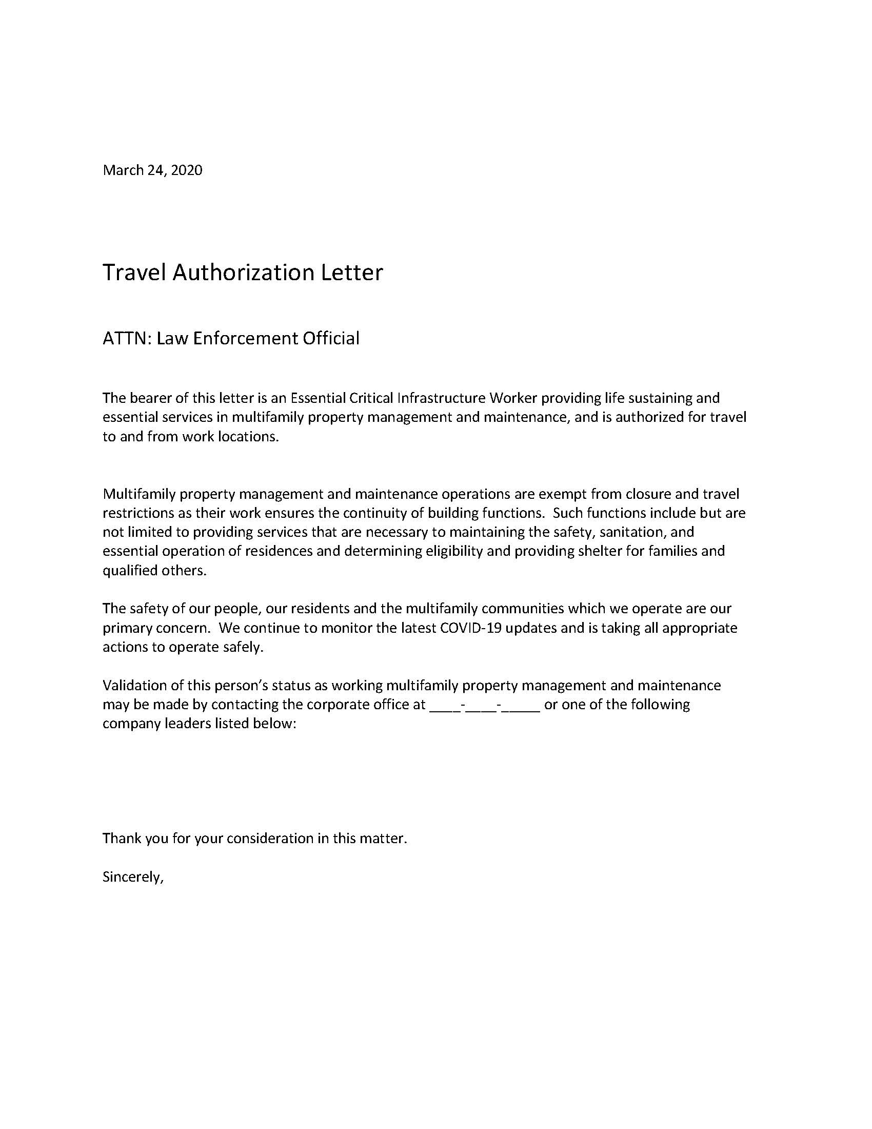 Letter Of Authorization From Property Owner from assets.noviams.com